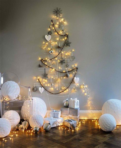 Креативные и прикольные рождественские ёлки. Часть II (27 фото)
