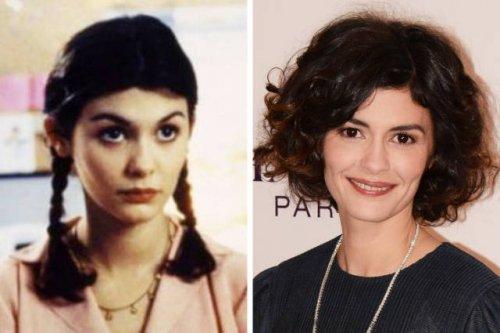 Как французские актёры и актрисы изменились с момента своего первого появления на экране (25 фото)