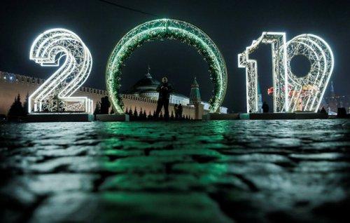 Новогодние огни (15 фото)