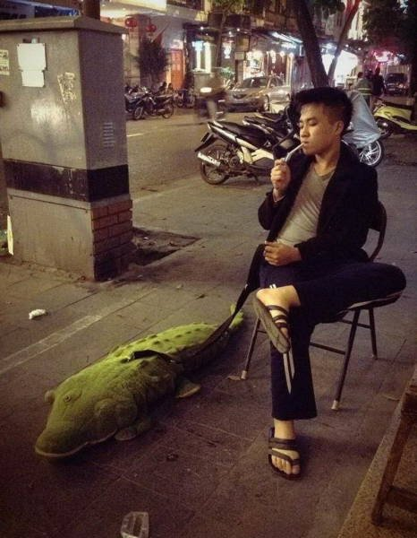 Тем временем в Азии (23 фото)