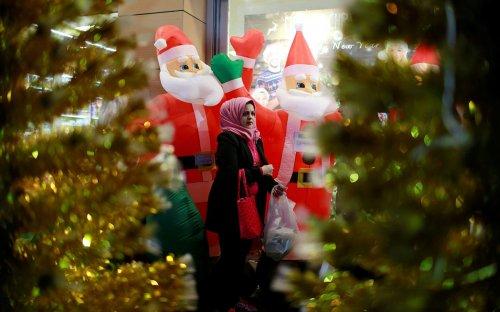 Рождество по всему миру 2018 (22 фото)