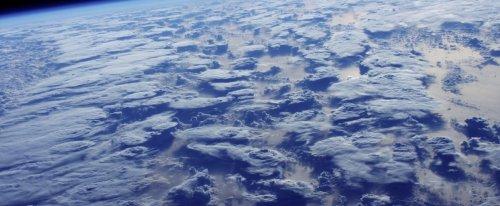 Невероятный вид на Землю в таймлапс-видео Брюса У. Берри-младшего