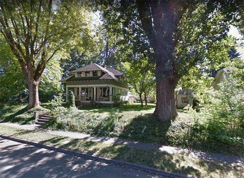 Библиотекарь из Айдахо превратила 110-летний тополь в маленькую волшебную библиотеку для соседей (12 фото)