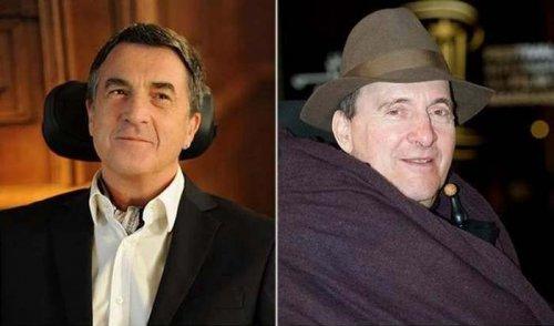 Известные актёры в образе героев фильмов, снятых на реальных событиях (14 фото)