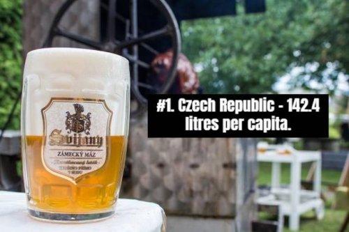 Самые пьющие страны в мире (15 фото)