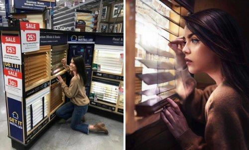 """Как обычные снимки с помощью """"Фотошопа"""" превращаются в прекрасные фотографии (8 фото)"""
