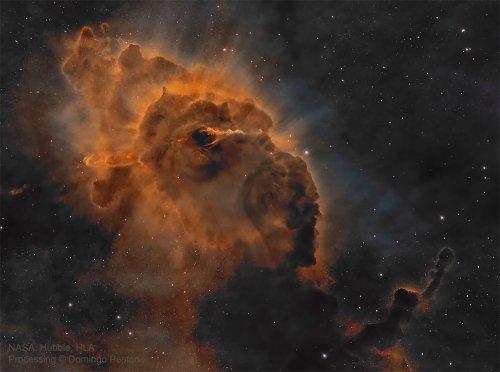 НАСА опубликовало новые восхитительные фотографии галактик (12 фото)