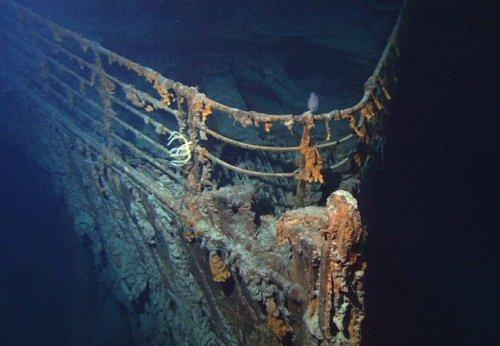 ТОП-10: Неожиданные факты про затонувший Титаник