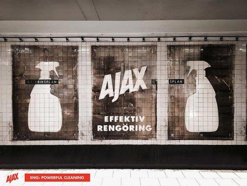ТОП-10: Креативная реклама, которая сразу же привлекает внимание своей наглядностью