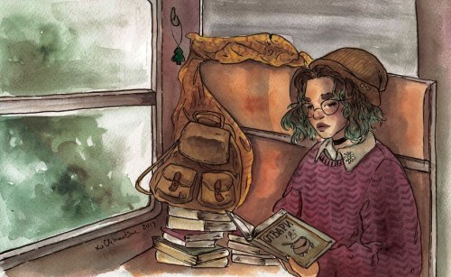 Очарование повседневности в иллюстрациях Клементины Петровой (18 фото)