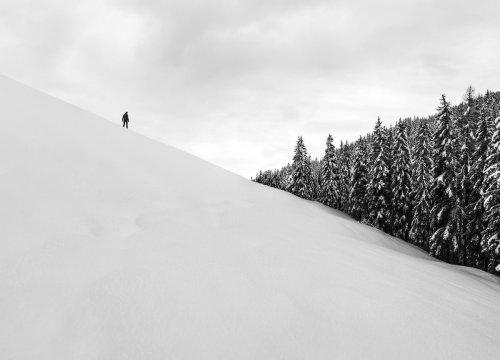 Фотографии Густава Вилле, говорящие о хрупкости человека перед природой (11 фото)