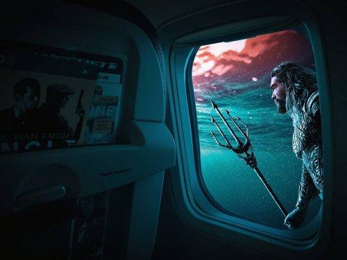 Фантастические и сюрреалистические фотоманипуляции Кевина Адамса (21 фото)