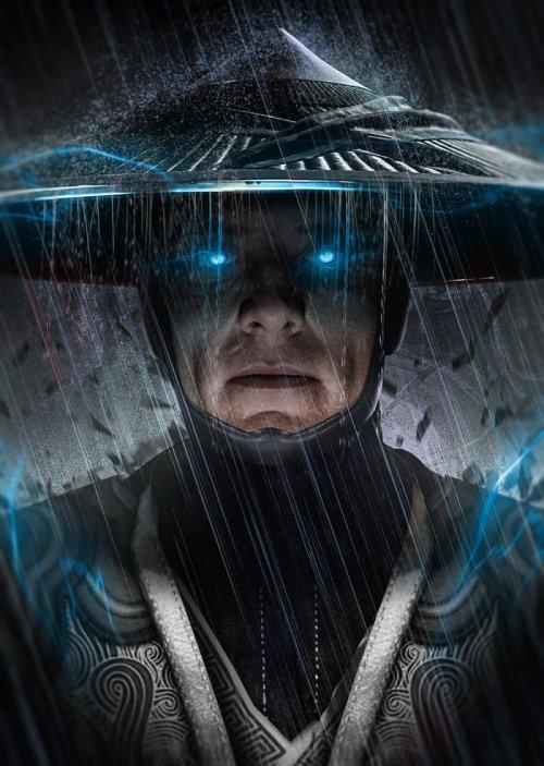 Цифровой художник предложил свой актёрский состав для грядущего фильма Mortal Kombat (18 фото)