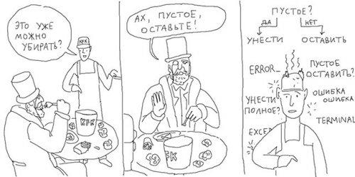 Комиксы by Duran для любителей нестандартного юмора (22 фото)