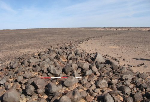 Загадочные каменные сооружения посреди Сахары (7 фото)