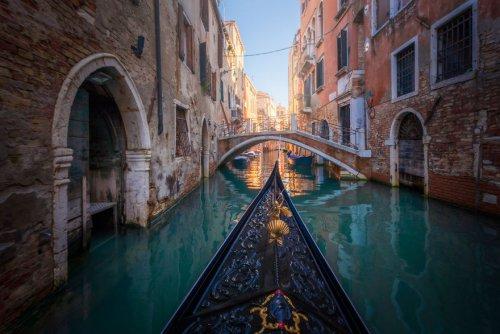 Живописные причины посетить Венецию зимой глазами Альберта Дроса (19 фото)