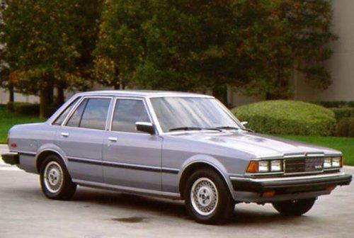 Автомобили 80-х годов XX века, о которых мечтал почти каждый (16 фото)