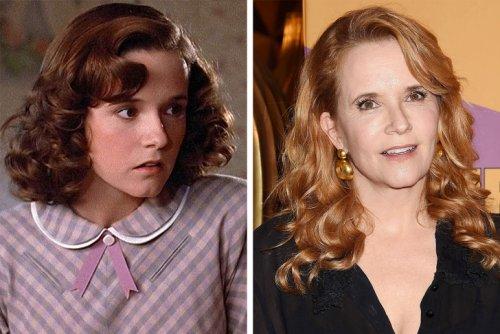 Звёзды кино из зарубежных фильмов детства тогда и сейчас (18 фото)