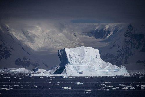 Фотографии Антарктиды (24 фото)