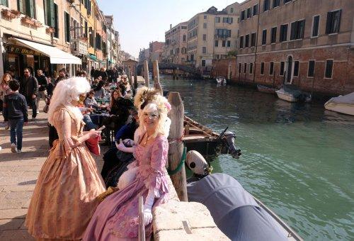 Венецианский карнавал 2019 (18 фото)