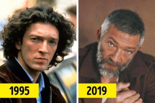13 знаменитых мужчин, которым возраст только к лицу
