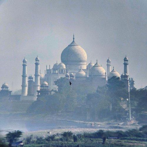 Фотограф показал красоты и жизнь Индии через объектив камеры своего смартфона (29 фото)