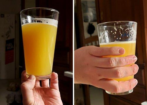 Твиттер-пользователи делятся самыми худшими способами держать напитки (30 фото)