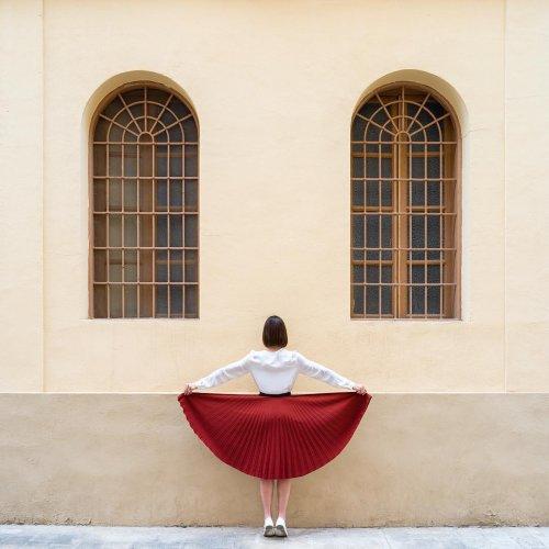 Архитектурная эстетика Даниэля Руэды и Анны Дэвис (21 фото)