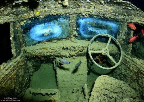 ТОП-25: Потрясающие затонувшие корабли, которые вам захочется посетить