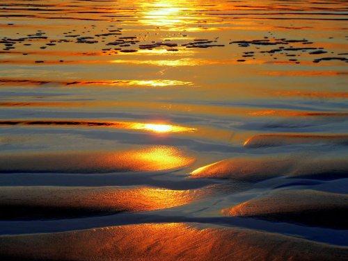 Солнце + песок + вода = настоящий шедевр природы (7 фото)