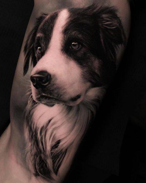 Невероятные татуировки, реалистичность которых просто зашкаливает (36 фото)