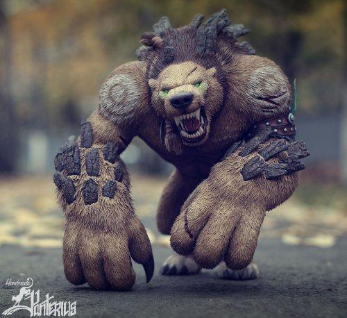 Украинская художница лепит персонажей вселенной World of Warcraft, и её внимание к деталям впечатляет (18 фото)