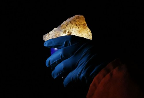 Странная красота соляных шахт (16 фото)