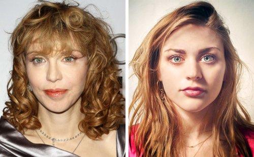 Как выглядят дети знаменитостей с нестандартной внешностью (17 фото)