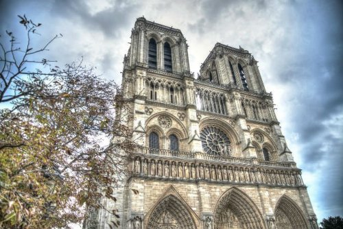 ТОП-25: Удивительные факты о соборе Нотр-Дам де Пари