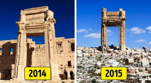 Храм Баала в Пальмире (Bel, Palmyra), Сирия