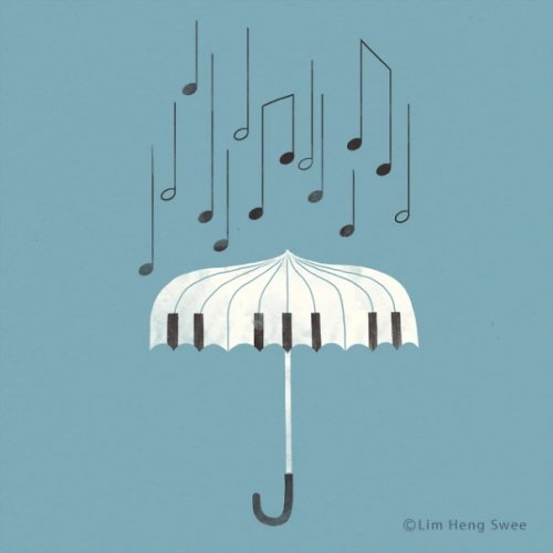 Малайзийский иллюстратор изображает музыку, которую можно услышать (19 фото)