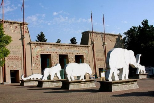 Зоопарк Мемфиса