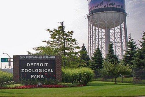 Детройтский Зоопарк