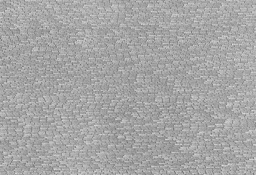 Польский художник, который полжизни писал картины, рисуя последовательность чисел от 1 до бесконечности (8 фото)