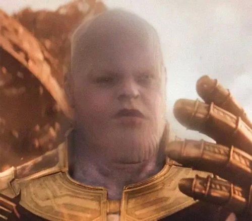 """С помощью """"детского"""" фильтра Snapchat крутых супергероев Marvel превратили в няшек (25 фото)"""