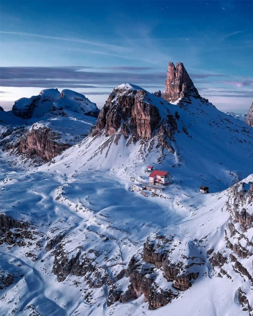 Захватывающая красота Альп в фотографиях Лукаса Фурлана (15 фото)