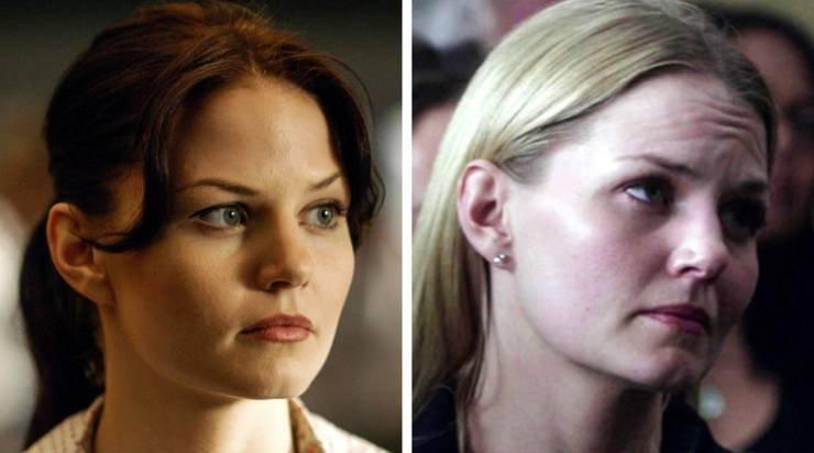Как выглядели герои популярных телесериалов в первом и последнем сезон