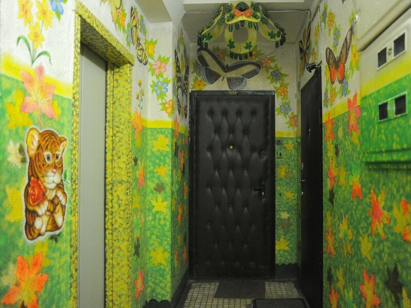 раскрасить дверь в подъезд фото клинических вариантов, по-видимому