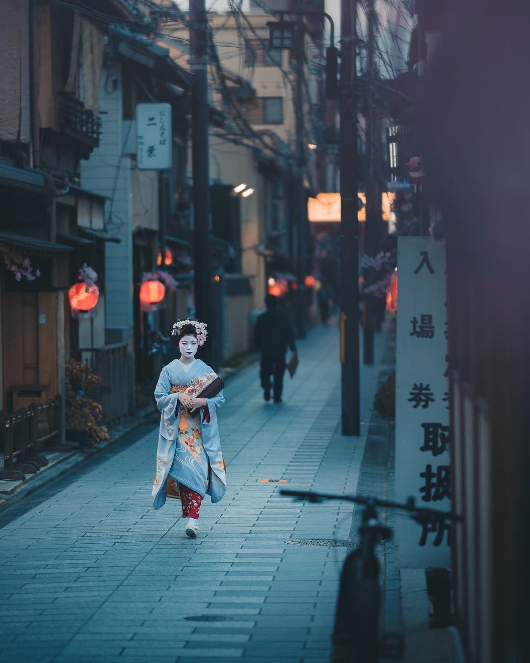 Фотографии японских фотографов