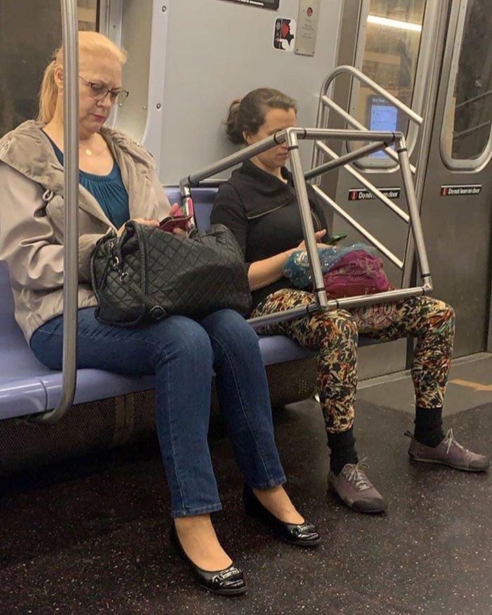самое смешное фото в метро факту