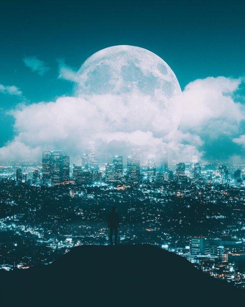 Фантастические фотоманипуляции Аннисы Тиары Утами (31 фото)
