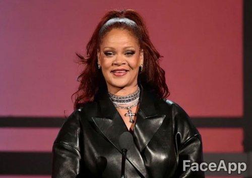 Интернет-пользователи с помощью состаривающего фильтра FaceApp показывают, как могут выглядеть знаменитости в старости (22 фото)