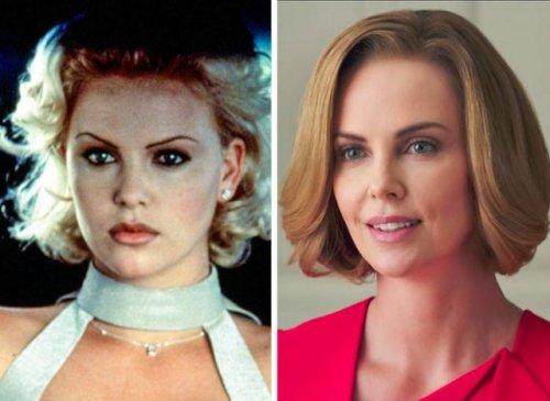 Знаменитые актёры и актрисы в своих первых и последних (на настоящий момент) ролях (15 фото)