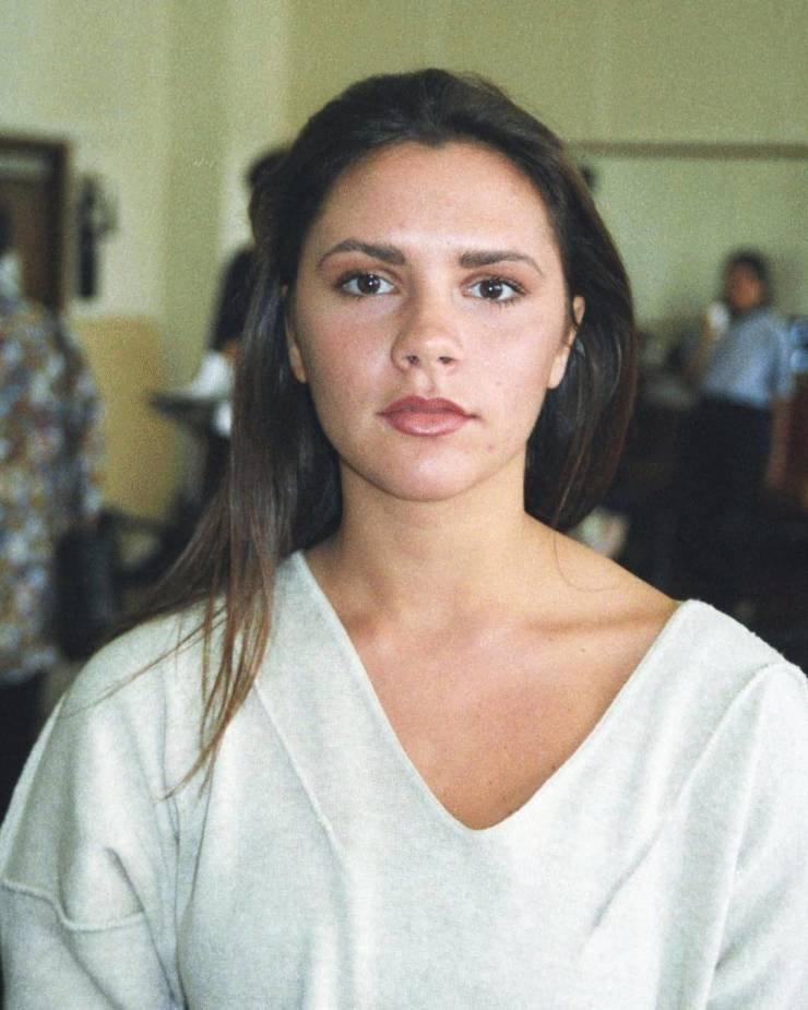 Виктория бекхэм фото в молодости